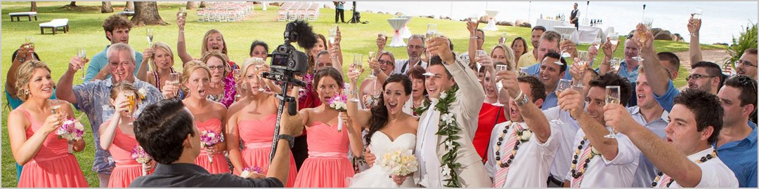 maui wedding video