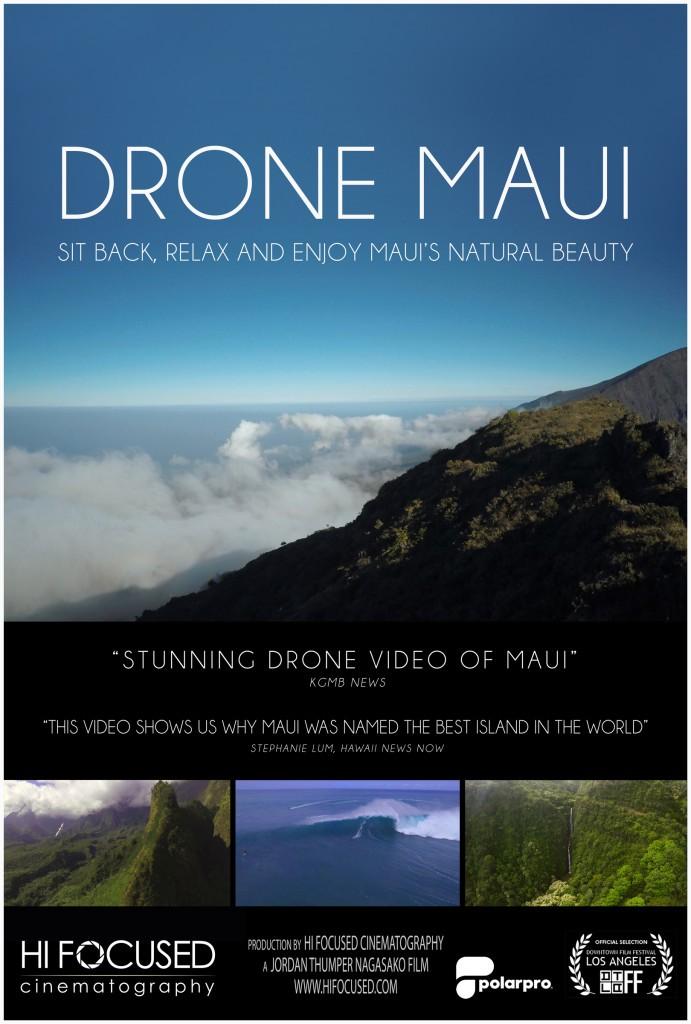 Maui drone