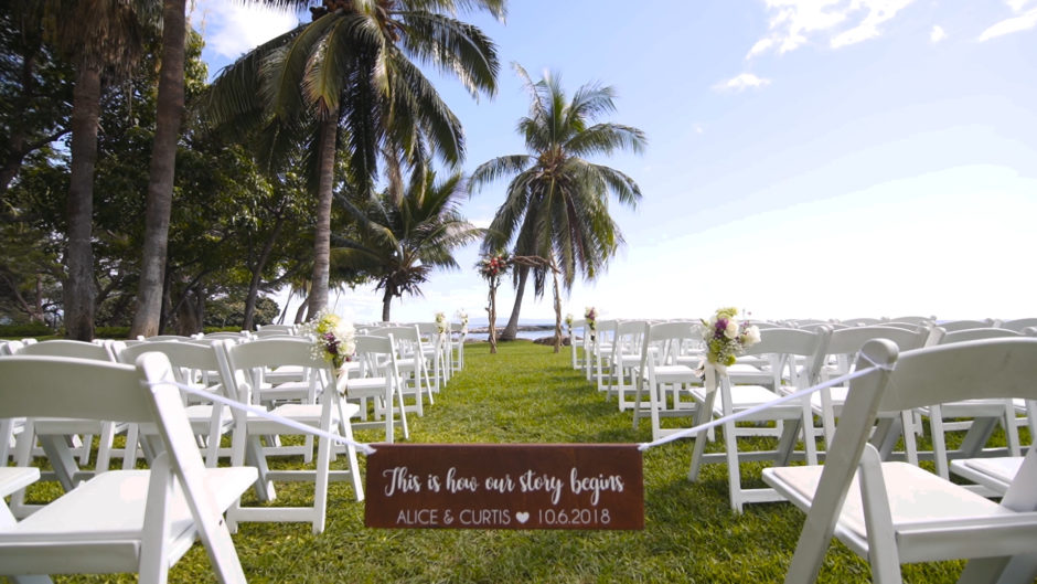 Olowalu Plantation House Ceremony