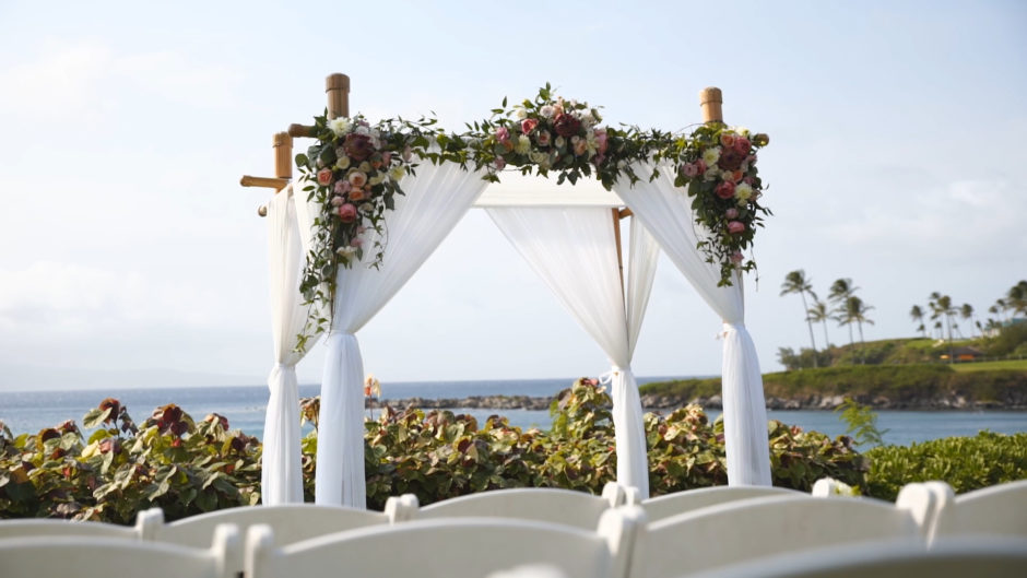 Merriman's Kapalua Maui Wedding Venue