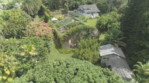 Haiku Mill Drone Shot