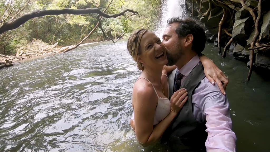 Adventure Maui Wedding Elopement