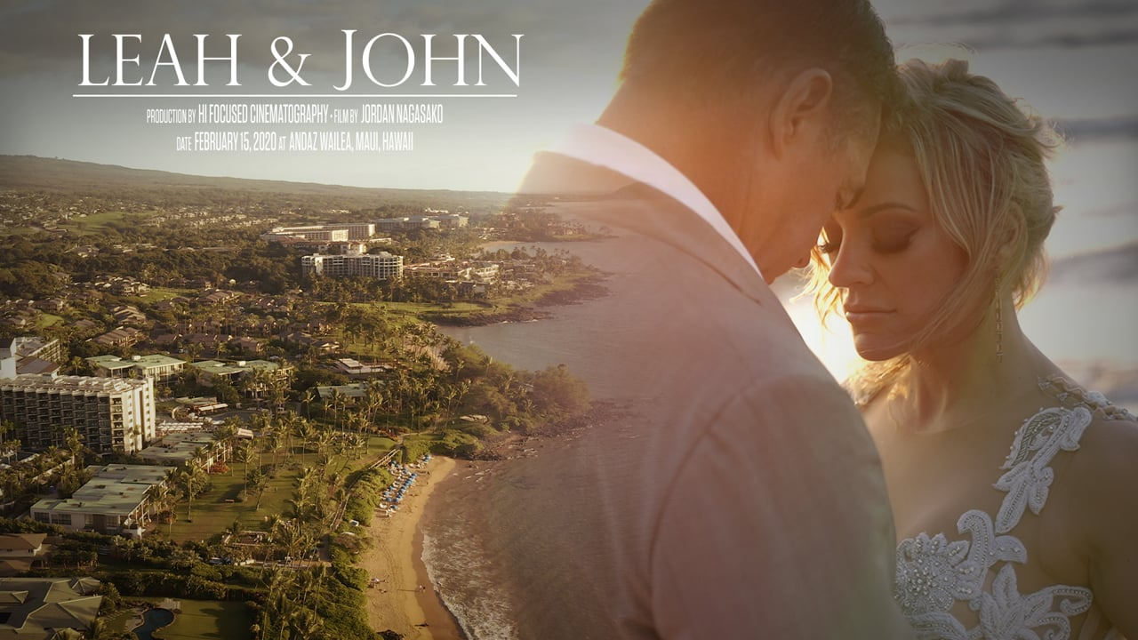 Leah & John wedding video