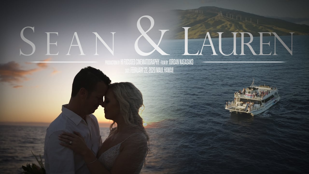 Sean & Lauren wedding video