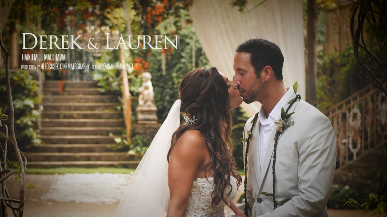 Derek & Lauren wedding video