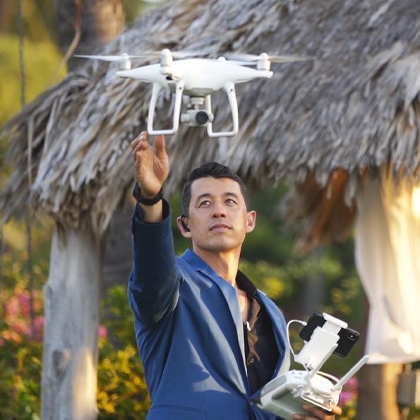 Jordan T. Nagasako - Awarded Hawaii's Best Wedding Videographer