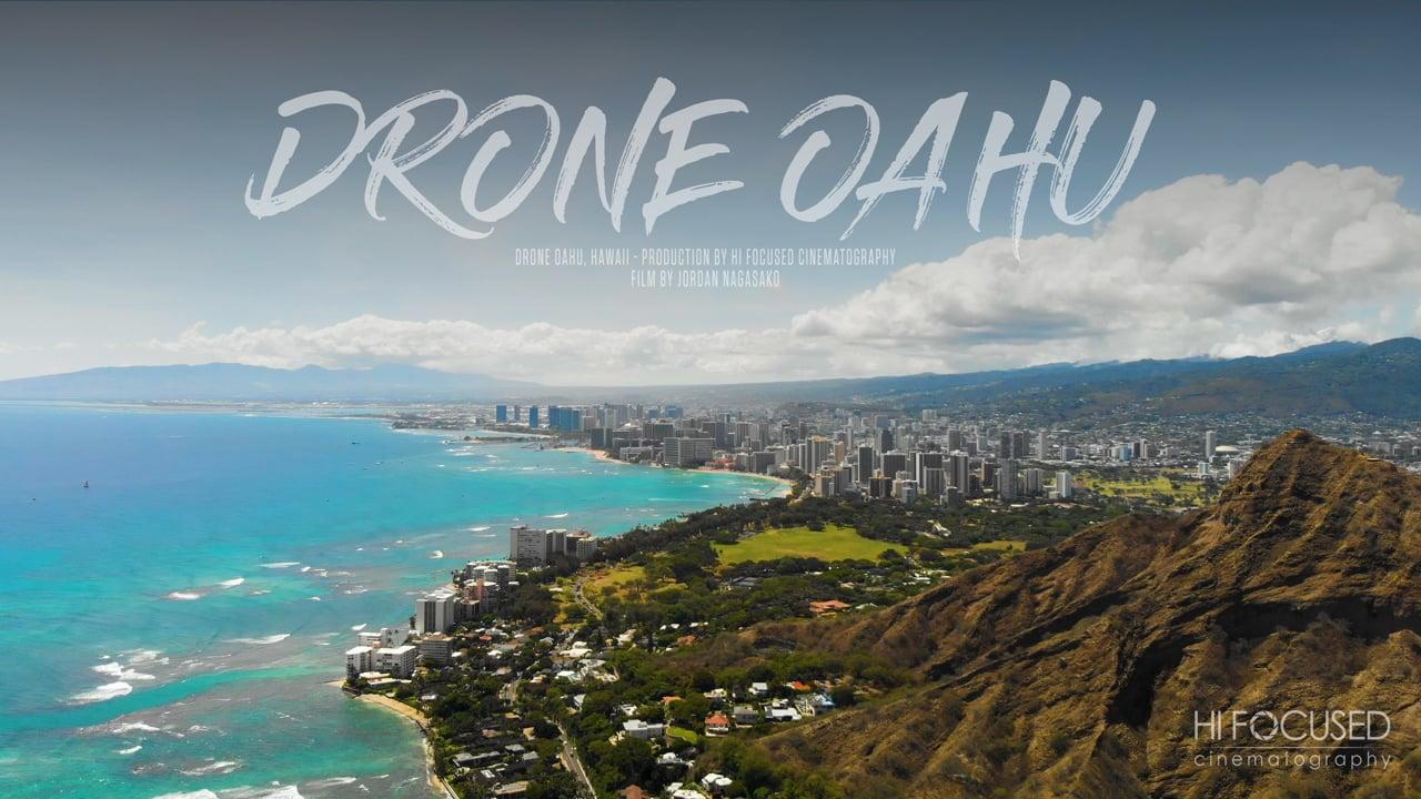 Drone Oahu