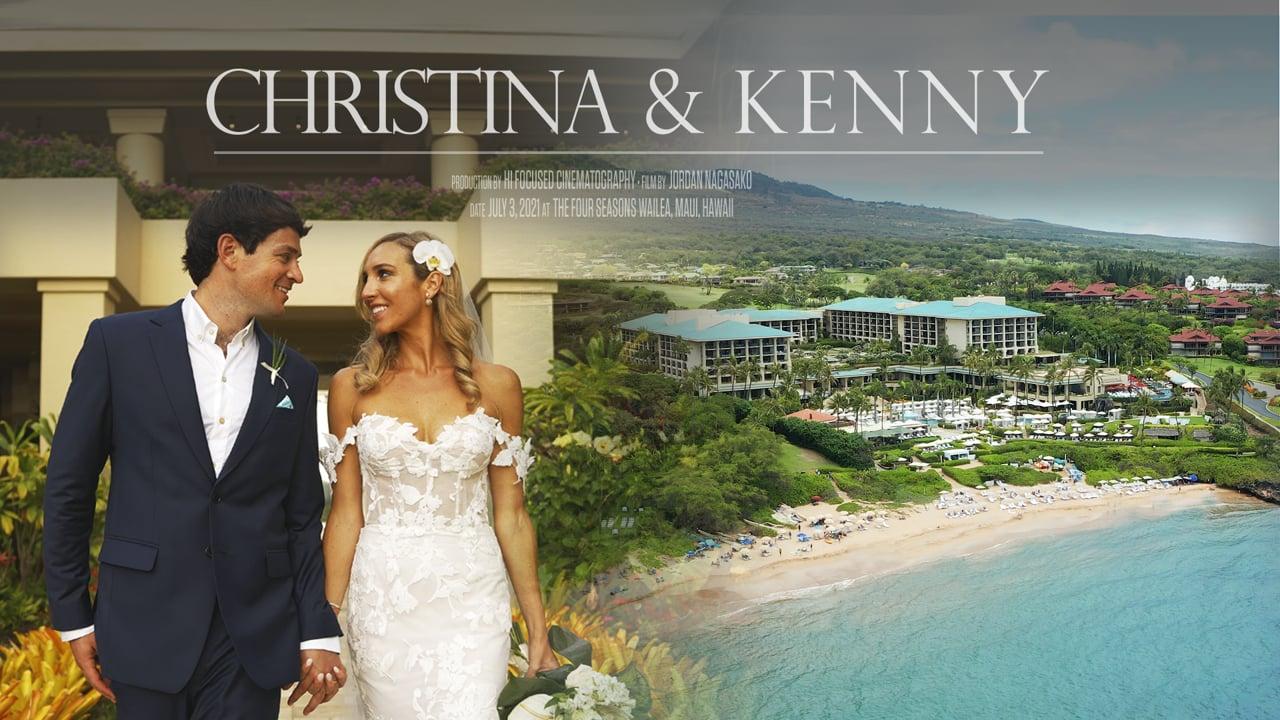Christina & Kenny wedding video